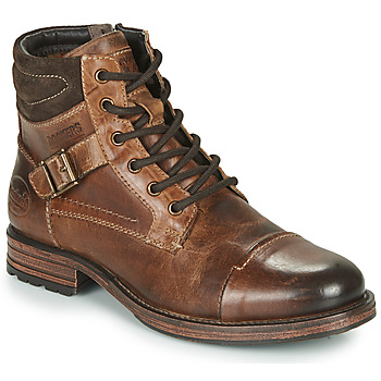 Παπούτσια Άνδρας Μπότες Dockers by Gerli 43DY008 Brown