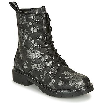 Παπούτσια Γυναίκα Μπότες Dockers by Gerli 45PN201 Black