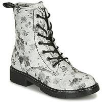 Παπούτσια Γυναίκα Μπότες Dockers by Gerli 45PN201 Άσπρο