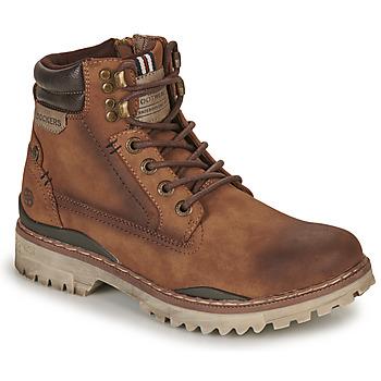 Παπούτσια Άνδρας Μπότες Dockers by Gerli 47LY001 Brown