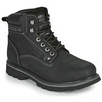 Παπούτσια Άνδρας Μπότες Dockers by Gerli 23DA004 Black