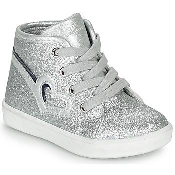 Παπούτσια Κορίτσι Ψηλά Sneakers Chicco FLAMINIA Grey