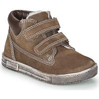 Παπούτσια Αγόρι Ψηλά Sneakers Chicco CLAY Brown