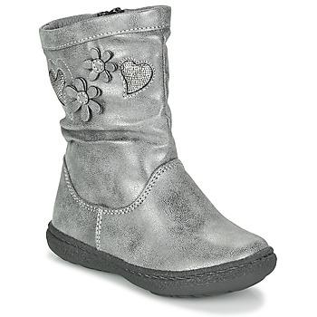 Παπούτσια Κορίτσι Μπότες για την πόλη Chicco COLETTA Grey