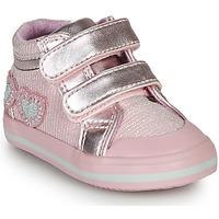 Παπούτσια Κορίτσι Ψηλά Sneakers Chicco GEORGIAN Ροζ
