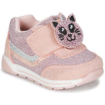 Παπούτσια Κορίτσι Χαμηλά Sneakers Chicco GAMMA Ροζ
