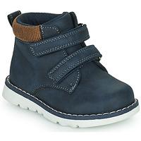 Παπούτσια Αγόρι Ψηλά Sneakers Chicco FLOK Μπλέ