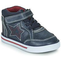 Παπούτσια Αγόρι Ψηλά Sneakers Chicco FLORINDO Μπλέ
