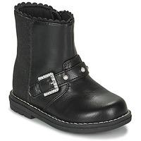 Παπούτσια Κορίτσι Μπότες για την πόλη Chicco CANCAN Black