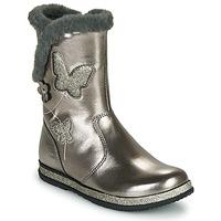 Παπούτσια Κορίτσι Μπότες για την πόλη Chicco CAMPANELLA Silver