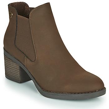 Παπούτσια Γυναίκα Μποτίνια Chattawak TEXAS Brown