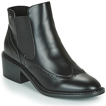 Παπούτσια Γυναίκα Μποτίνια Chattawak MODESTO Black