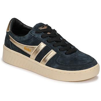 Παπούτσια Γυναίκα Χαμηλά Sneakers Gola GRANDSLAM PEARL Black / Gold