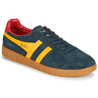 Παπούτσια Άνδρας Χαμηλά Sneakers Gola HURRICANE Marine / Yellow