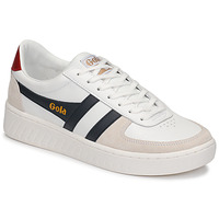 Παπούτσια Άνδρας Χαμηλά Sneakers Gola GRANDSLAM CLASSIC Άσπρο / Marine