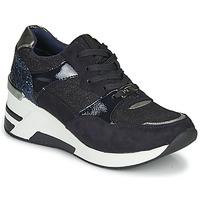 Παπούτσια Γυναίκα Χαμηλά Sneakers Tom Tailor 92610-BLEU Μπλέ