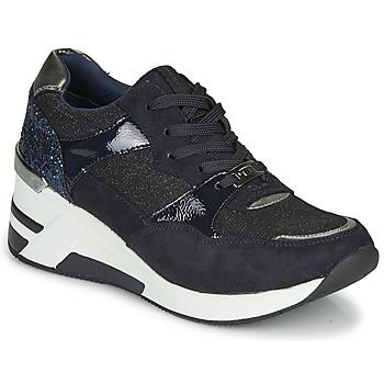 Xαμηλά Sneakers Tom Tailor 92610-BLEU ΣΤΕΛΕΧΟΣ: Καουτσούκ & ΕΠΕΝΔΥΣΗ: Ύφασμα & ΕΣ. ΣΟΛΑ: Ύφασμα & ΕΞ. ΣΟΛΑ: Συνθετικό