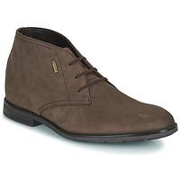 Παπούτσια Άνδρας Μπότες Clarks RONNIE LOGTX Brown