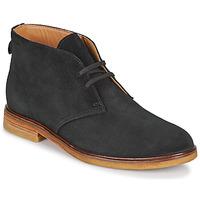 Παπούτσια Άνδρας Μπότες Clarks CLARKDALE DBT Black