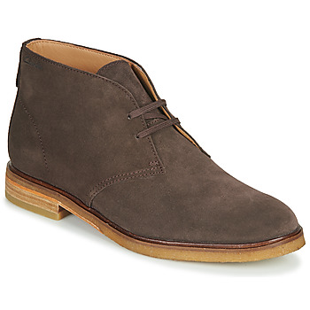 Παπούτσια Άνδρας Μπότες Clarks CLARKDALE DBT Brown
