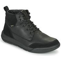 Παπούτσια Άνδρας Μπότες Clarks ASHCOMBEHIGTX Black