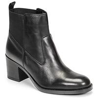 Παπούτσια Γυναίκα Μποτίνια Clarks MASCARPONE LO Black