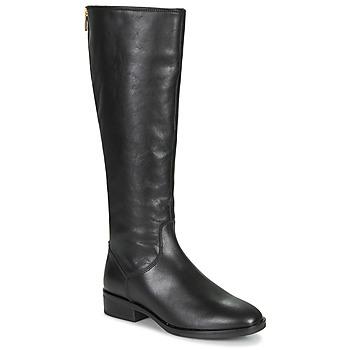 Παπούτσια Γυναίκα Μπότες για την πόλη Clarks PURE RIDE Black