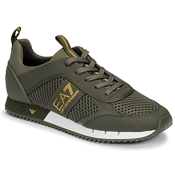 Xαμηλά Sneakers Emporio Armani EA7 XK050 ΣΤΕΛΕΧΟΣ: Ύφασμα & ΕΠΕΝΔΥΣΗ: Ύφασμα & ΕΣ. ΣΟΛΑ: Ύφασμα & ΕΞ. ΣΟΛΑ: Καουτσούκ