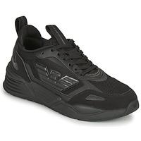 Παπούτσια Άνδρας Χαμηλά Sneakers Emporio Armani EA7 XK165 Black