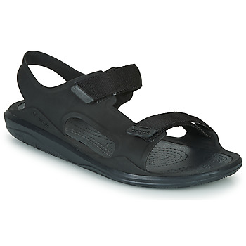 Παπούτσια Άνδρας Σανδάλια / Πέδιλα Crocs SWIFTWATER EXPEDITION SANDAL M Black