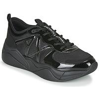 Παπούτσια Γυναίκα Χαμηλά Sneakers Armani Exchange BALDA Black