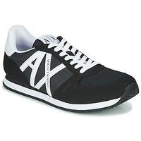 Παπούτσια Άνδρας Χαμηλά Sneakers Armani Exchange XCC68-XUX017 Black