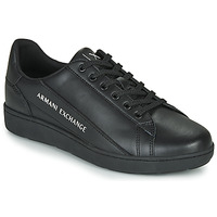 Παπούτσια Άνδρας Χαμηλά Sneakers Armani Exchange XV262-XUX082 Black
