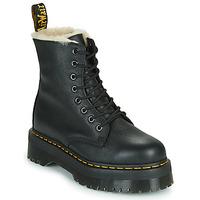 Παπούτσια Γυναίκα Μπότες Dr Martens JADON FL Black