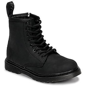 Παπούτσια Παιδί Μπότες Dr Martens 1460 SERENA MONO J Black
