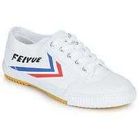 Παπούτσια Χαμηλά Sneakers Feiyue FE LO 1920 Άσπρο / Μπλέ / Red