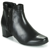 Παπούτσια Γυναίκα Μποτίνια Gabor 5282857 Black