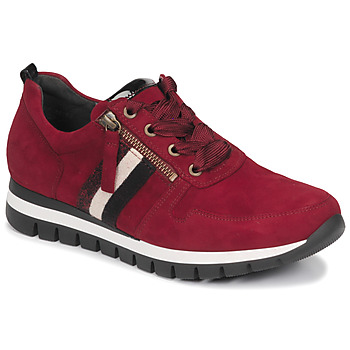 Παπούτσια Γυναίκα Χαμηλά Sneakers Gabor 5643538 Red