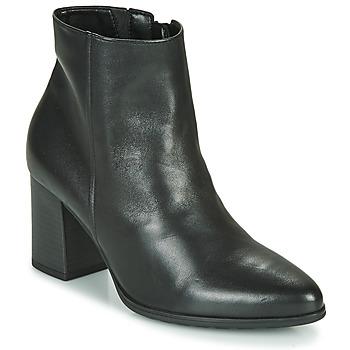 Παπούτσια Γυναίκα Μποτίνια Gabor 5291057 Black