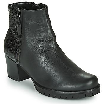 Παπούτσια Γυναίκα Μποτίνια Gabor 5665367 Black