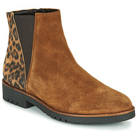 Παπούτσια Γυναίκα Μποτίνια Gabor 5658143 Cognac