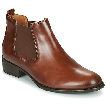 Παπούτσια Γυναίκα Μποτίνια Gabor 5164020 Camel