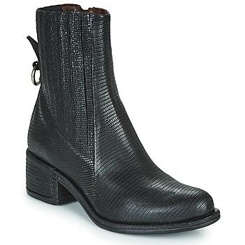 Παπούτσια Γυναίκα Μπότες Airstep / A.S.98 OPEA CHELS Black