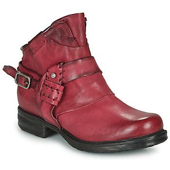 Παπούτσια Γυναίκα Μπότες Airstep / A.S.98 SAINT EC STRAPE Bordeaux
