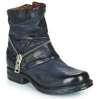 Παπούτσια Γυναίκα Μπότες Airstep / A.S.98 SAINT EC ZIP NEW Μπλέ