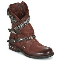 Παπούτσια Γυναίκα Μπότες Airstep / A.S.98 TIAL FOGLIE Brown