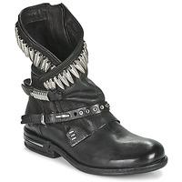 Παπούτσια Γυναίκα Μπότες Airstep / A.S.98 TIAL FOGLIE Black