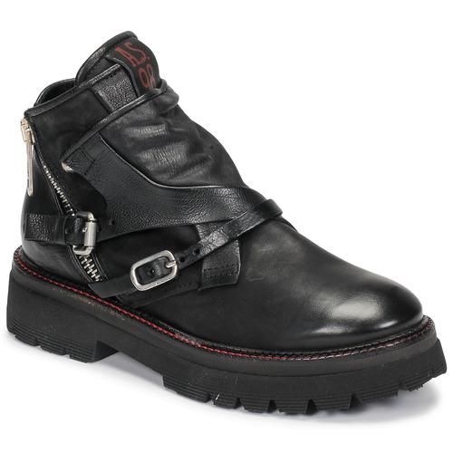 Παπούτσια Γυναίκα Μπότες Airstep / A.S.98 NATIVE Black