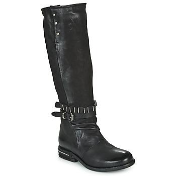 Παπούτσια Γυναίκα Μπότες για την πόλη Airstep / A.S.98 TEAL HIGH Black