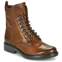 Παπούτσια Γυναίκα Μπότες Mjus CAFE STYLE Camel